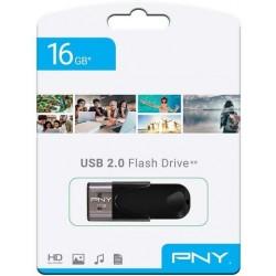 PEN16-ECO / Unidad de memoria Flash USB 2.0 16GB PNY