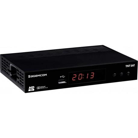 DS81HD / Receptor TNT-SAT HD con tarjeta Sagemcom