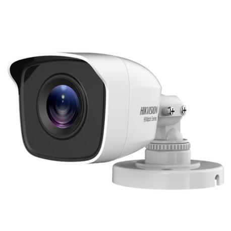 HWTB120M / Cámara Bullet 4 en 1 Int/Ext HD 1080p Lente 2,8mm IR 20m Hikvision