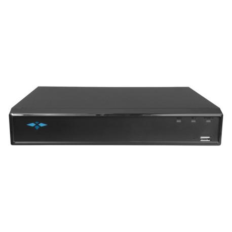 NVR3116-4K1F / Grabador NVR para 16 cámaras IP resolución 4K X-Security