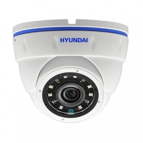 HYU-699 / Cámara Domo 4 en 1 Int/Ext HD 1080p Lente 2,8mm, IR 20m Hyundai