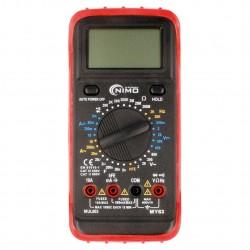 MUL003 / Multímetro digital de alta prestación Nimo