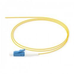 TF-PLU12-Y015 / Pigtail FO LC/UPC 1 fibra para interior (1,5m)