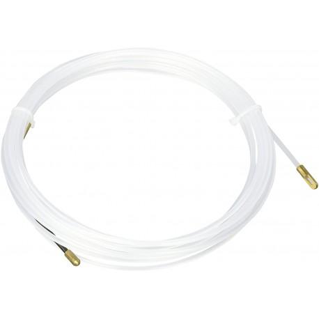 PASAHILOS-25 / Guía pasacabless fibra 3mm poliamida (25m)