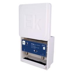 AM361-EASY / Amplificador de Mástil UHF 36dB LTE2 (5G) EASY MAGNEK
