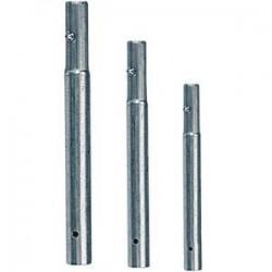 ME150 / Mástil enchufable de acero galvanizado 1,5m