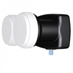 SINGLE-6 / LNB Monoblock 6º Single 55dB
