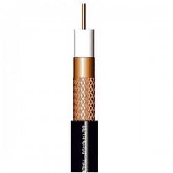 N-115CU/250 - Cable Coaxial 15mm Cu/Cu PE negro (250m)