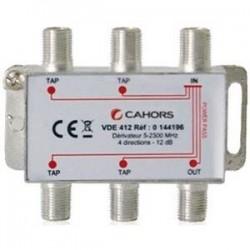 VDE-420 / Derivador 4 vías