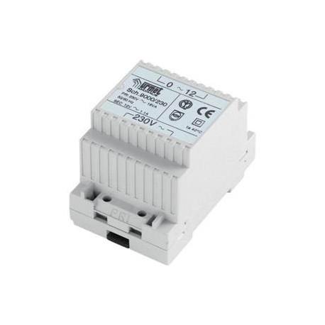 9000/230 - Transformador Urmet 12Vac / 1,1A