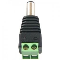 AV-CON280 / Conector con tornillo DC Hembra