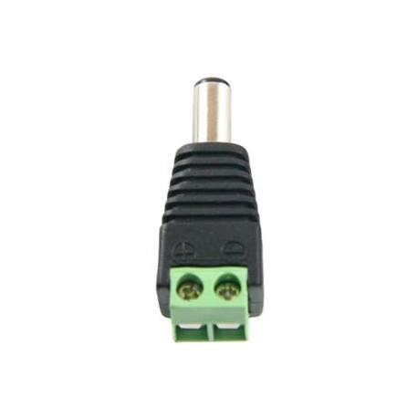 CON-500 / Conector con tornillo DC Hembra
