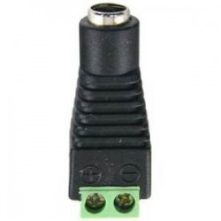 CON285 / Conector con tornillo DC Macho