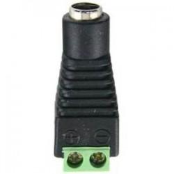 CON-501 / Conector con tornillo DC Macho