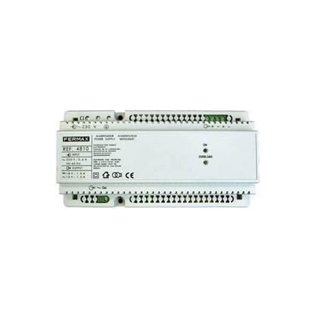 4810 / Alimentador 18Vdc - 12Vac / 1,5A