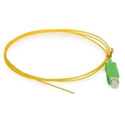 PIGISA-1,5 / Pigtail FO SC/APC 1 fibra 1,5m interior