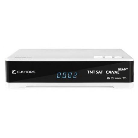TEOX / Receptor TNT-SAT HD con Tarjeta