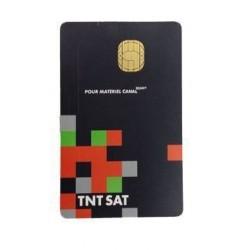 TNT-SAT CARD / Tarjeta de abonado TNT-SAT 4 años