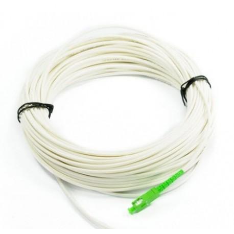PIGISA-60 / Pigtail FO SC/APC 1 fibra 60m interior