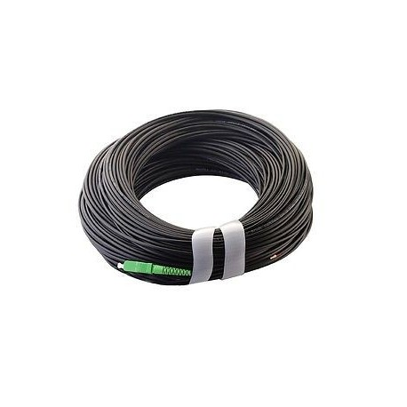 PIGESA-40 / Pigtail FO SC/APC 1 fibra 40m exterior
