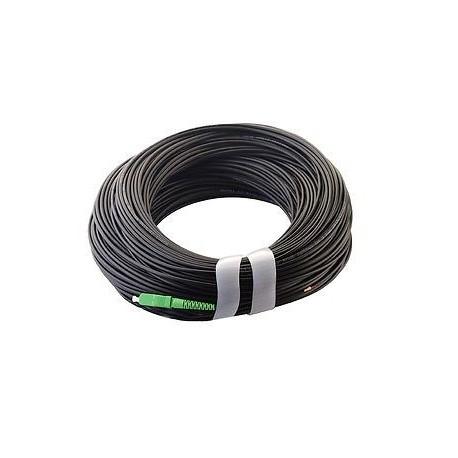 PIGESA-60 / Pigtail FO SC/APC 1 fibra 60m exterior