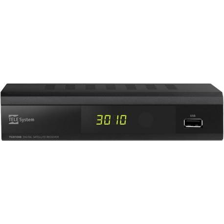 TS-3010 / Receptor SAT HD con Display PVR