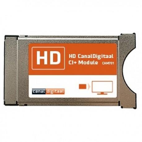 CAM-701 CD / Módulo PCMCIA oficial para plataforma CANAL DIGITAAL