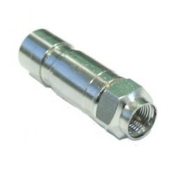 """CCP-11 / Conector de compresión tipo """"F"""" 11mm"""