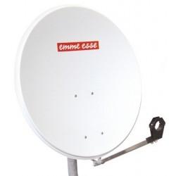 ADS-80/1 Antena Parabólica 80cm acero en embalaje individual