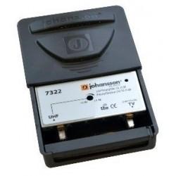 JH7322 / Amplificador de Mástil UHF 25dB