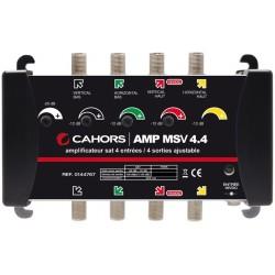 MSV-4x4 / Amplificador 4xFI