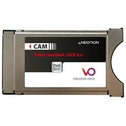 CAM-VIACCESS / Módulo PCMCIA VIACCESS SECURE DUAL