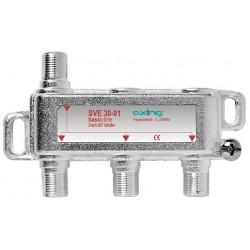 ADS-003 / Distribuidor 3 salidas (5 …2400MHz)