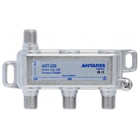 ADT-220 / Derivador 2 Líneas (5 …2400MHz) -20dB