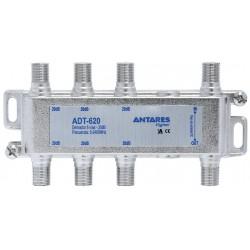 ADT-624 / Derivador 6 Líneas (5 …2400MHz) -24dB