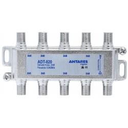 ADT-820 / Derivador 8 Líneas (5 …2400MHz) -20dB