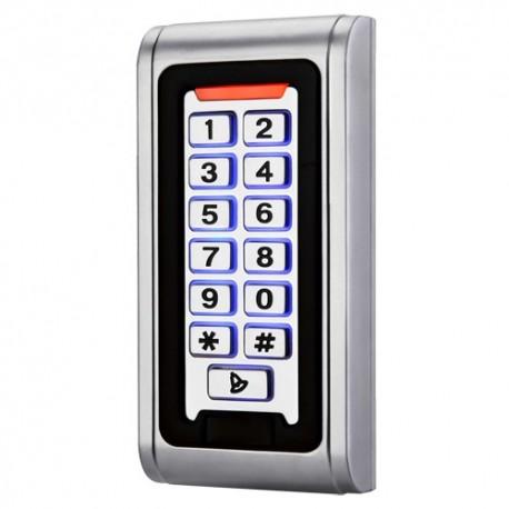 AC103 / Control de acceso autónomo por teclado & RFID