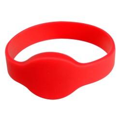 RFIDBANDR / Pulsera de proximidad color rojo