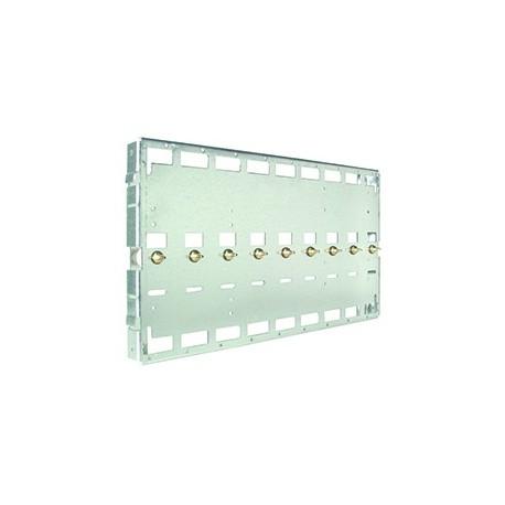 BAS-919 / Base para conectar 9 módulos SZB