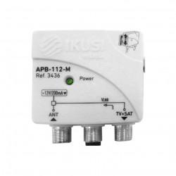 APB-112-M / Fuente de Alimentación 12Vdc 200mA 1 salida