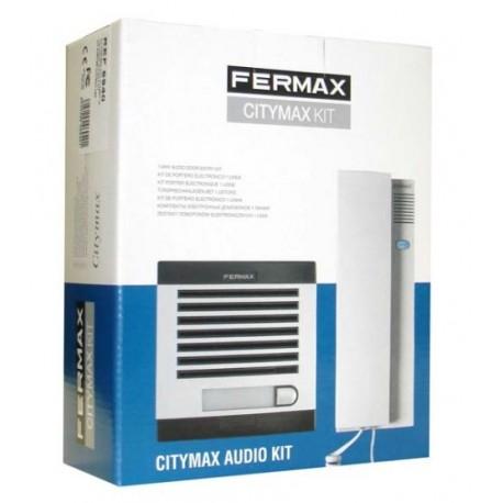 6201 / Kit portero Citymax 4+n 1 vivienda