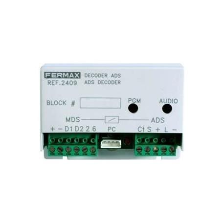 2409 / Decoder sistemas MDS / VDS