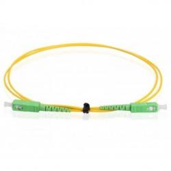 LSA-15 / Latiguillo FO SC/APC 1 fibra 15m