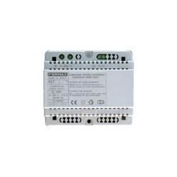 88231 / Alimentador / Distribuidor de tensión 12Vac/1,5A - 12Vdc/0,5A