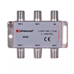 4540 / Derivador 4 Líneas (5 …2300MHz) -12dB
