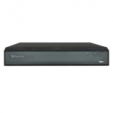 XSXVR6232VS2 / Grabador 32 entradas 5 en 1 Resolución (1080p)