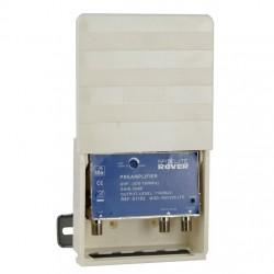 RVF-205 / Amplificador de mástil 1xUHF 50dB