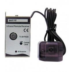 AD-LINK-T / Transmisor adicional extensor mandos vía cable coaxial