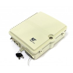 CDE24FO / Caja distribución 24FO / 12 abonados (BMU100) Keyfibre