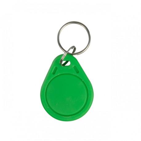 AV-RFIDTAGV / Llavero de proximidad color verde